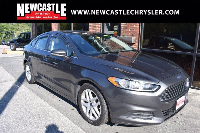 2015 Ford Fusion SE Newcastle ME