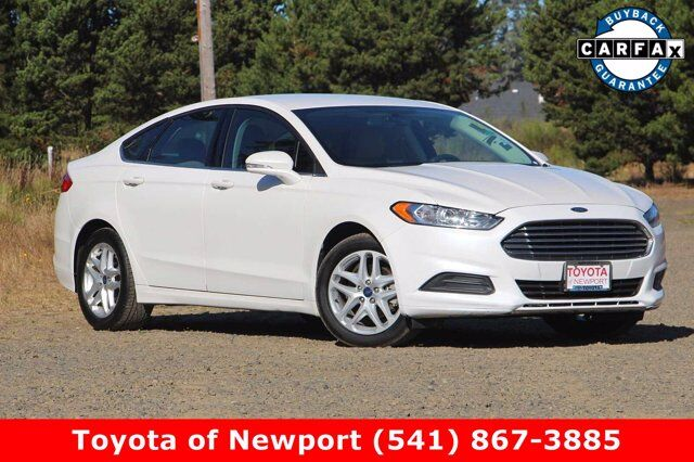 2015 Ford Fusion SE Newport OR
