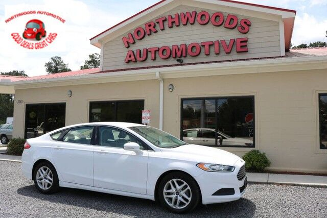 2015 Ford Fusion SE North Charleston SC