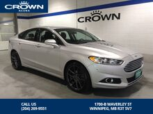 2015_Ford_Fusion_SE PKG - *ACCIDENT FREE/Low km!!*_ Winnipeg MB
