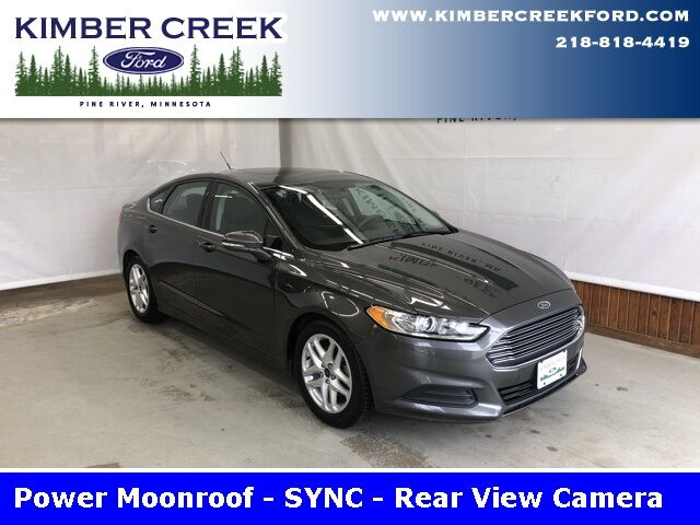 2015 Ford Fusion SE Pine River MN