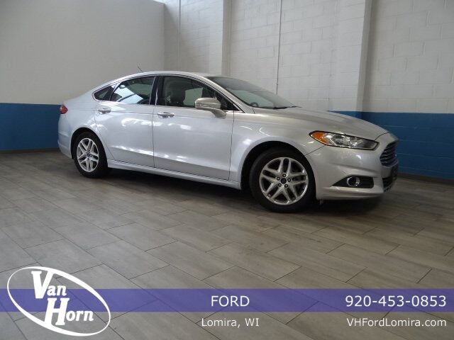 2015 Ford Fusion SE Plymouth WI