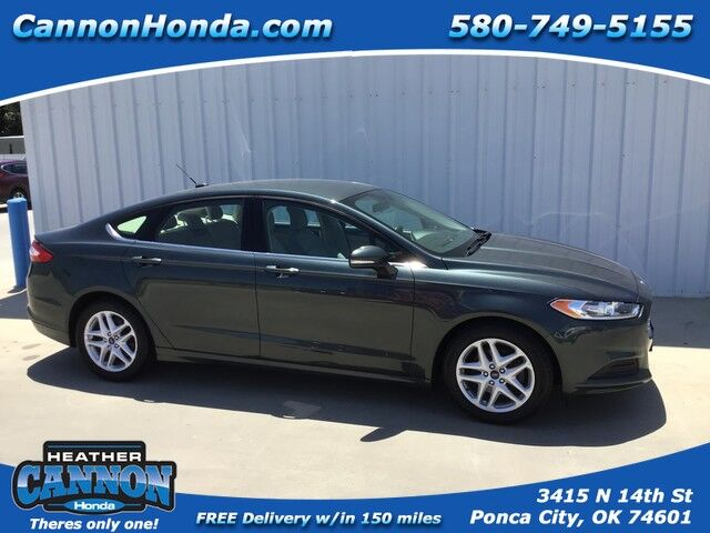 2015 Ford Fusion SE Ponca City OK
