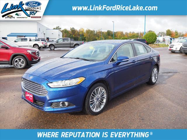 2015 Ford Fusion SE Rice Lake WI