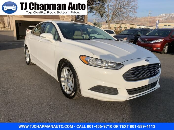 2015 Ford Fusion SE Salt Lake City UT