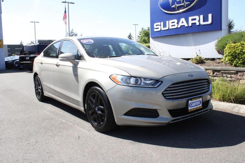 2015 Ford Fusion SE Seattle WA