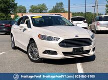 2015 Ford Fusion SE South Burlington VT