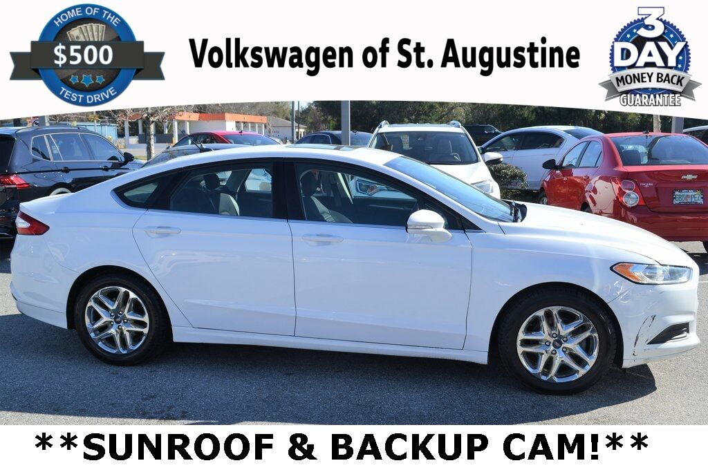 2015 Ford Fusion SE St. Augustine FL