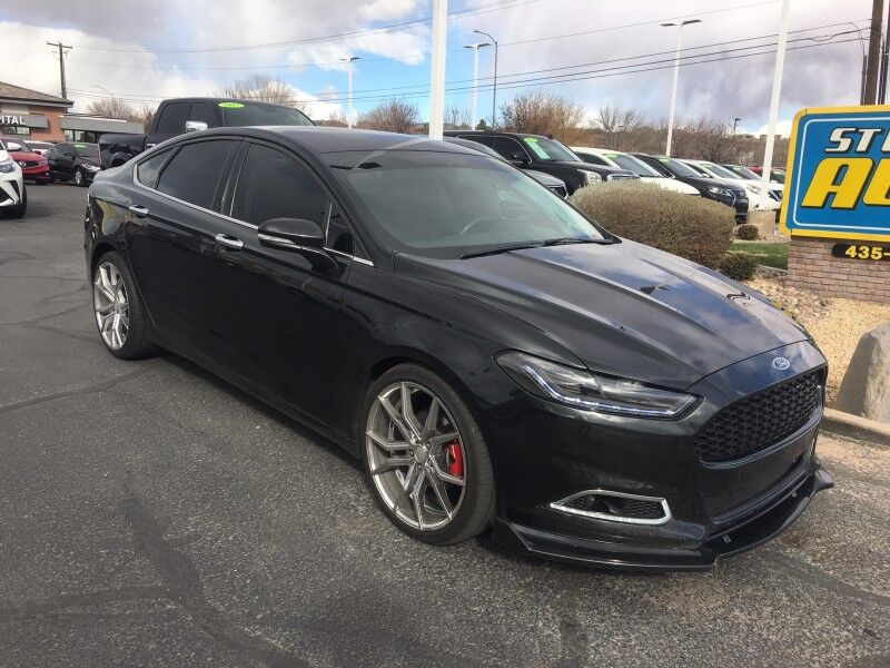 2015 Ford Fusion SE St George UT