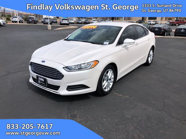 2015 Ford Fusion SE St. George UT