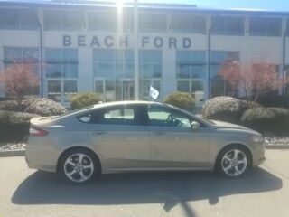2015 Ford Fusion SE Virginia Beach VA