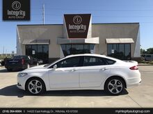2015_Ford_Fusion_SE_ Wichita KS