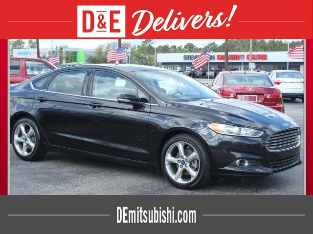2015_Ford_Fusion_SE_ Wilmington NC