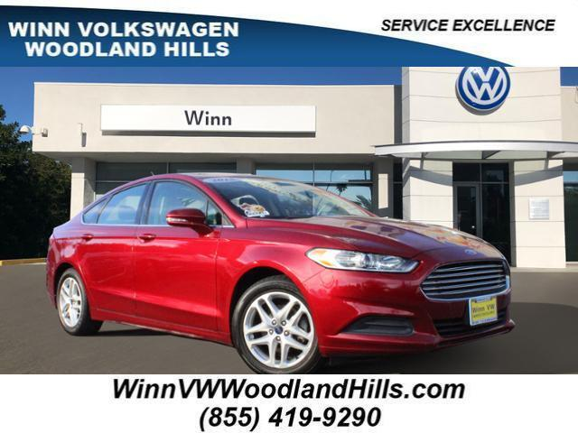 2015 Ford Fusion SE Woodland Hills CA