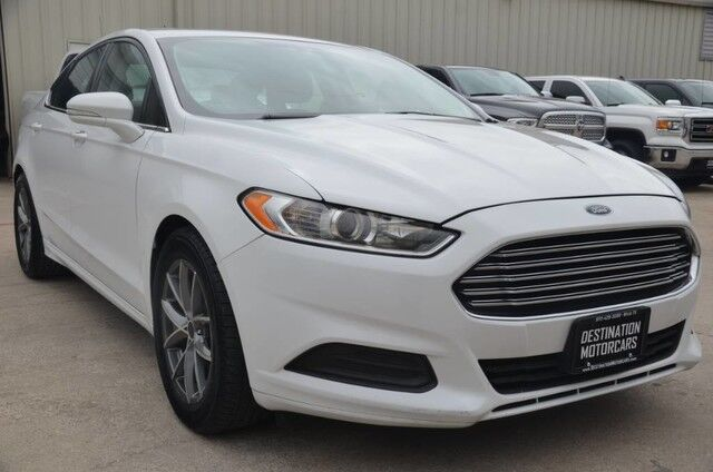 2015 Ford Fusion SE Wylie TX