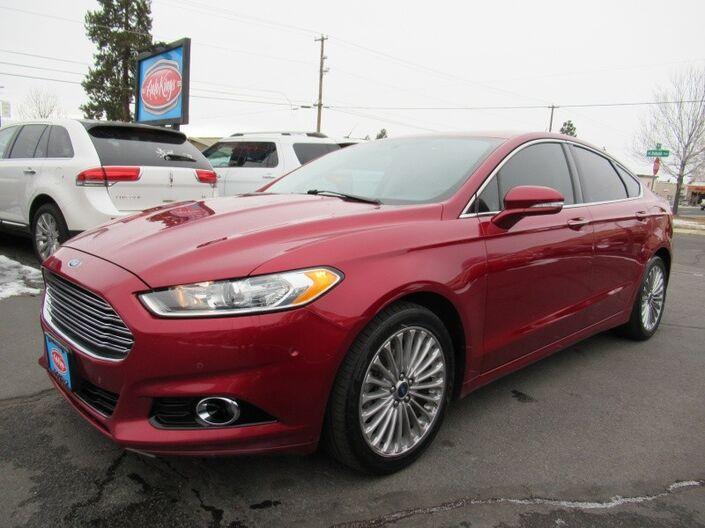 2015 Ford Fusion Titanium AWD Bend OR