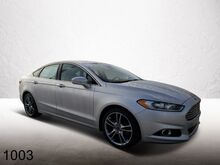 2015_Ford_Fusion_Titanium_ Belleview FL