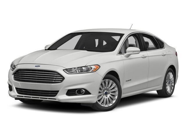 2015 Ford Fusion Titanium Hybrid New London CT