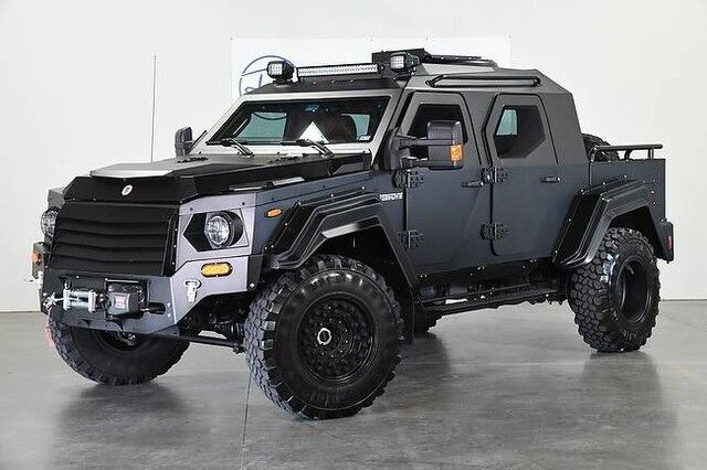 2015 Ford Gurkha F-450SD Terradyne 4WD Level III Armored The Colony TX
