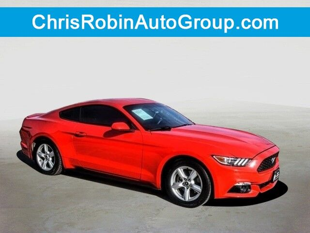 2015 Ford Mustang 2DR FASTBACK ECOBOOST Odessa TX