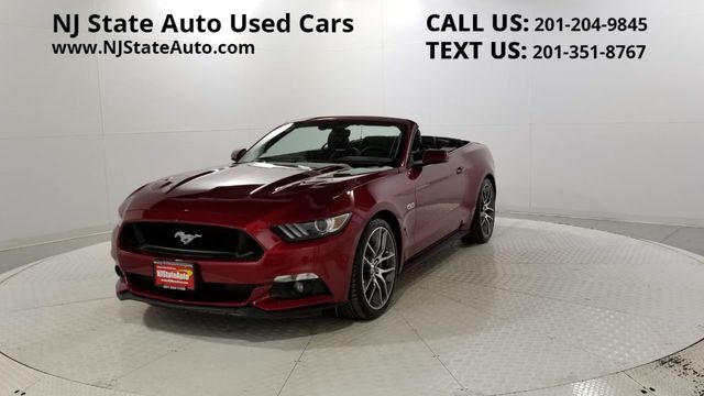 2015 Ford Mustang 2dr Convertible GT Premium Jersey City NJ