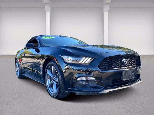 2015 Ford Mustang Convertible V6 3.7L Plymouth MA