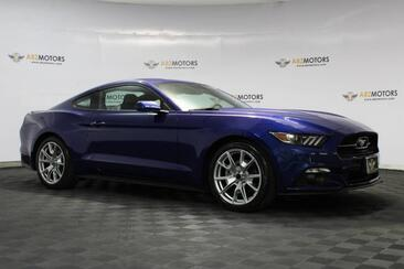 2015_Ford_Mustang_EcoBoost 50 Year, RearView Cam,6 Speed Manual_ Houston TX