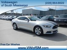 2015_Ford_Mustang_EcoBoost_ South Mississippi MS