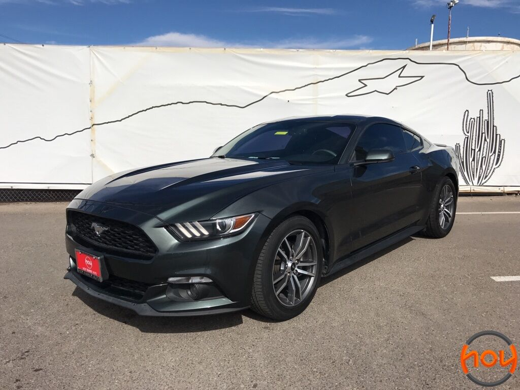 2015 Ford Mustang EcoBoost El Paso TX