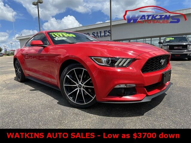2015 Ford Mustang EcoBoost Jackson MS