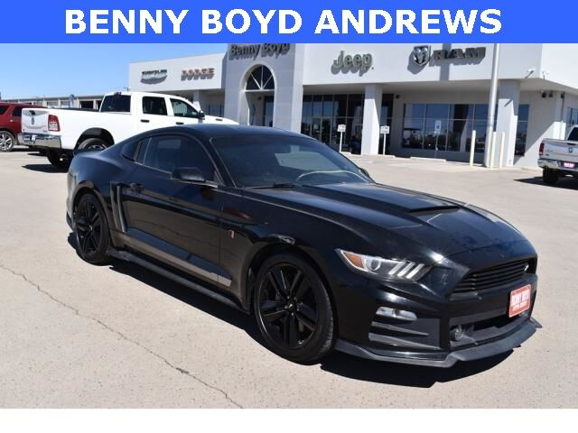2015 Ford Mustang EcoBoost Premium Andrews TX