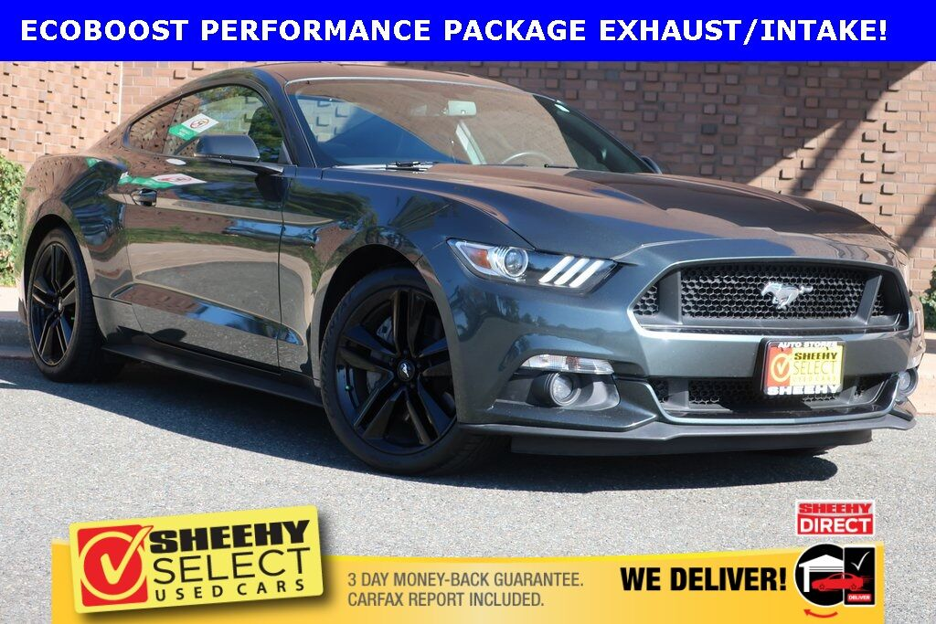 2015 Ford Mustang EcoBoost Premium Gaithersburg MD