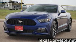 2015_Ford_Mustang_EcoBoost Premium_ Lubbock TX