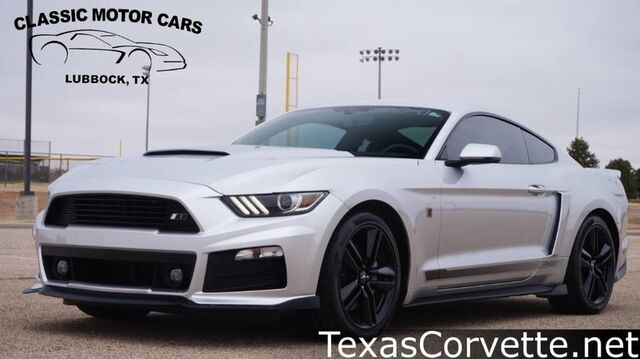 2015 Ford Mustang EcoBoost Premium Roush RS1 Lubbock TX