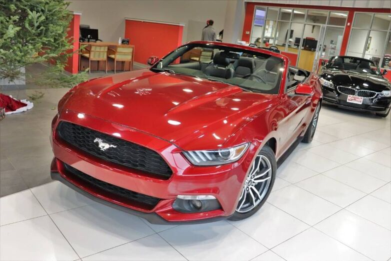2015 Ford Mustang EcoBoost Premium Springfield NJ