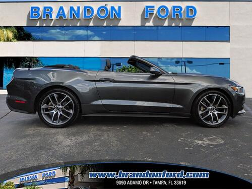 2015 Ford Mustang EcoBoost Premium Tampa FL