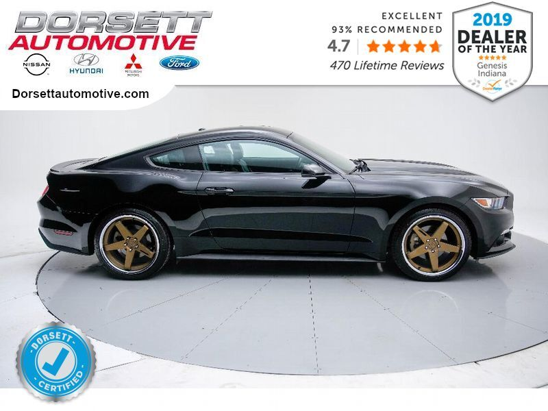 2015 Ford Mustang EcoBoost Premium Terre Haute IN