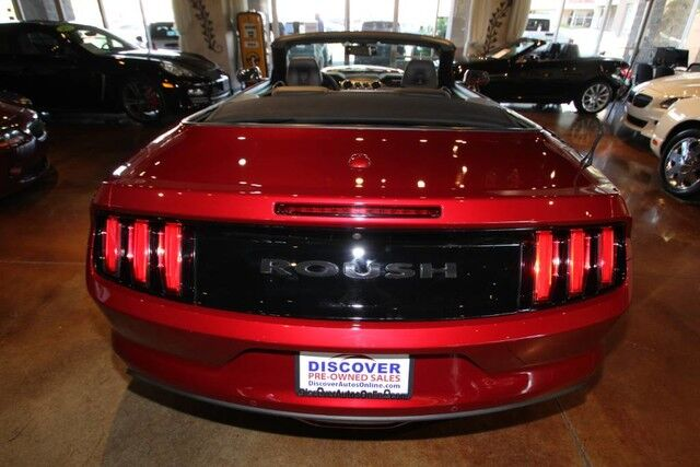 2015 Ford Mustang EcoBoost ROUSH Stage 1 Convertible Scottsdale AZ