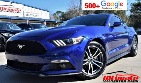 2015 Ford Mustang EcoBoost Saint Augustine FL