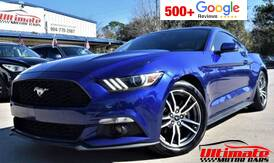 2015_Ford_Mustang_EcoBoost_ Saint Augustine FL