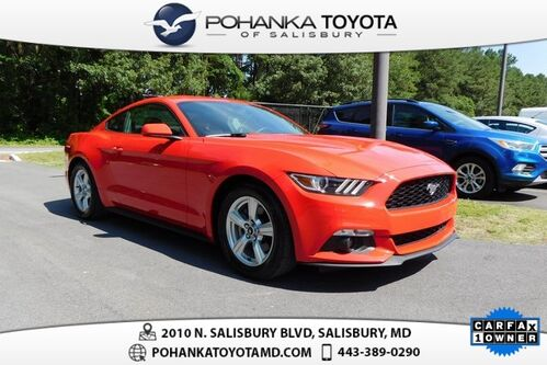2015_Ford_Mustang_EcoBoost_ Salisbury MD