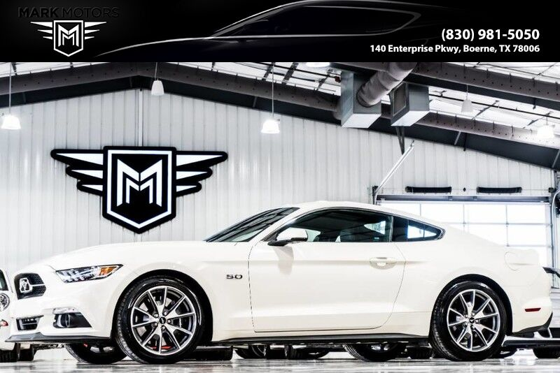 2015_Ford_Mustang_GT 50 Years Limited Edition_ Boerne TX