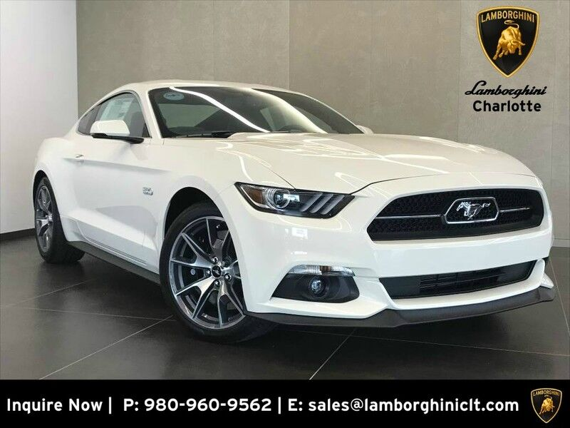 2015_Ford_Mustang_GT 50 Years Limited Edition_ Charlotte NC