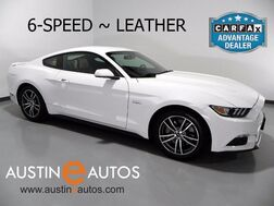 2015_Ford_Mustang GT_*6-SPEED, BACKUP-CAMERA, LEATHER, PUSH BUTTON START, BLUETOOTH PHONE & AUDIO_ Round Rock TX
