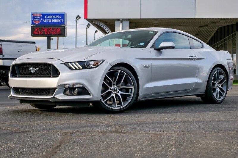 2015 Ford Mustang GT **LOW MILES** w/ Heated & Vented Front Seats + Remote Start Mooresville NC