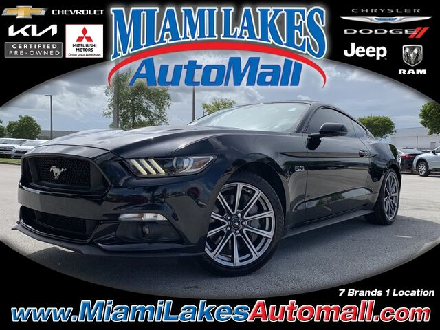 2015 Ford Mustang GT Miami Lakes FL