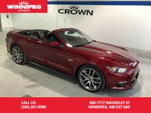2015_Ford_Mustang_GT Premium/5.0L/Navigation/Heated seats/Convertible_ Winnipeg MB