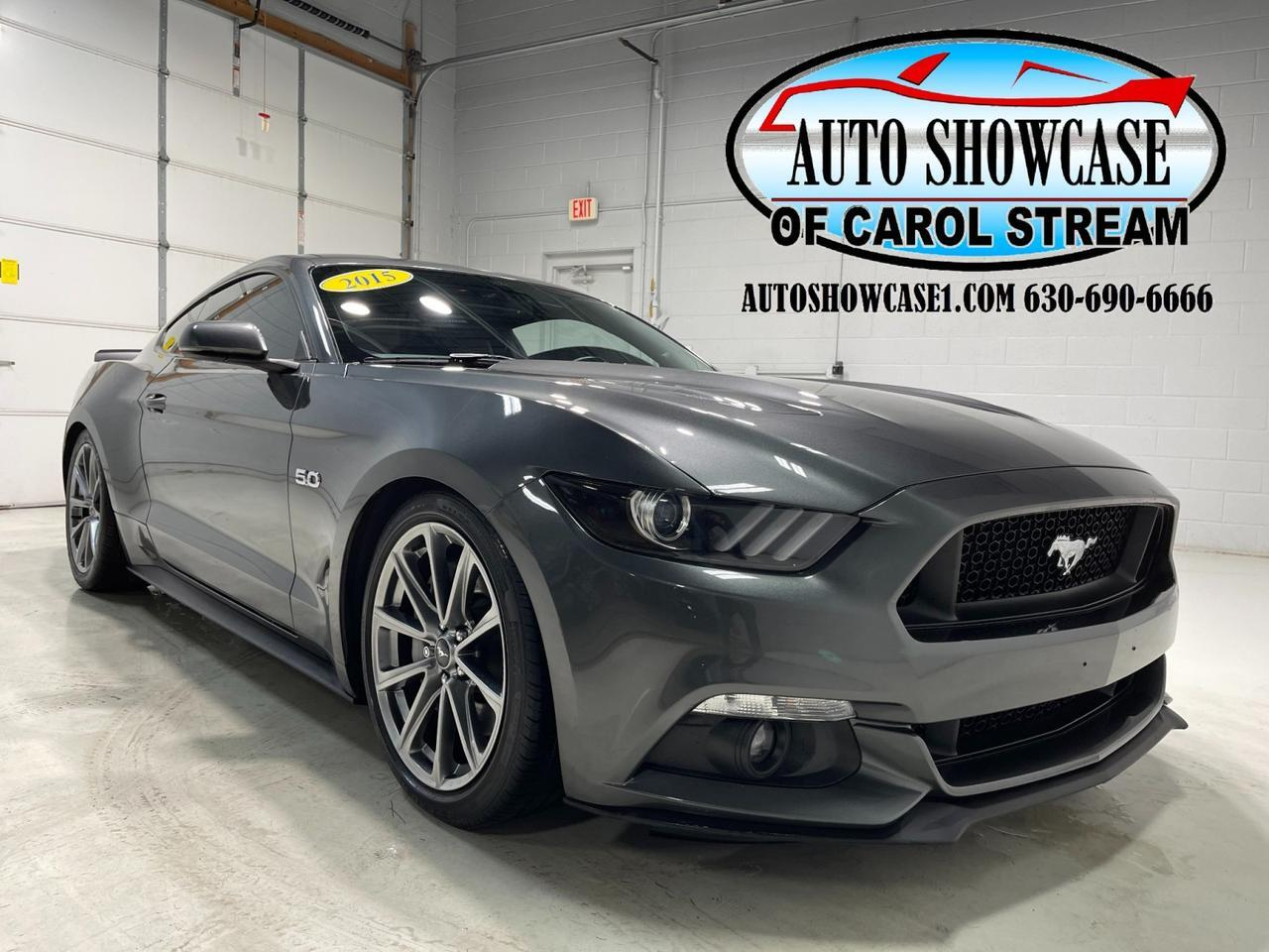 2015 Ford Mustang GT Premium Carol Stream IL