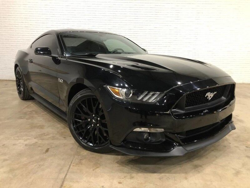 2015 Ford Mustang GT Premium Performance Pkg
