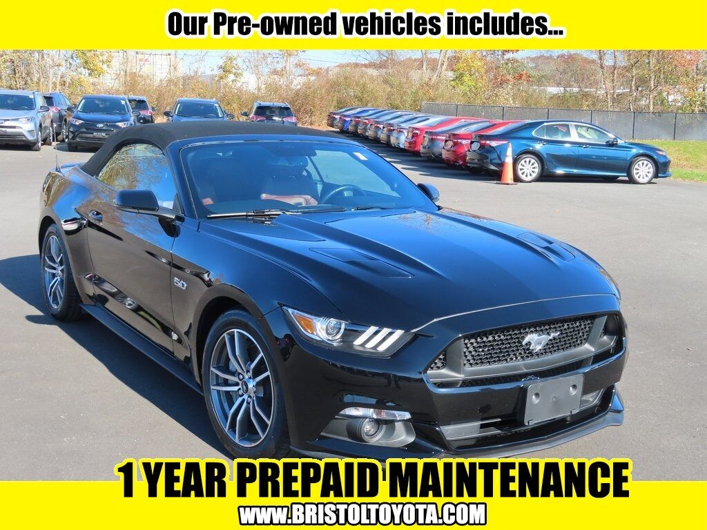 2015 Ford Mustang GT Premium Swansea MA